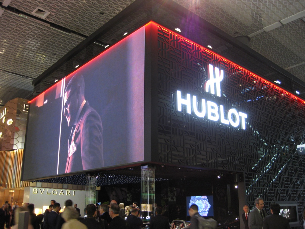 Hublot @ Baselworld 2017