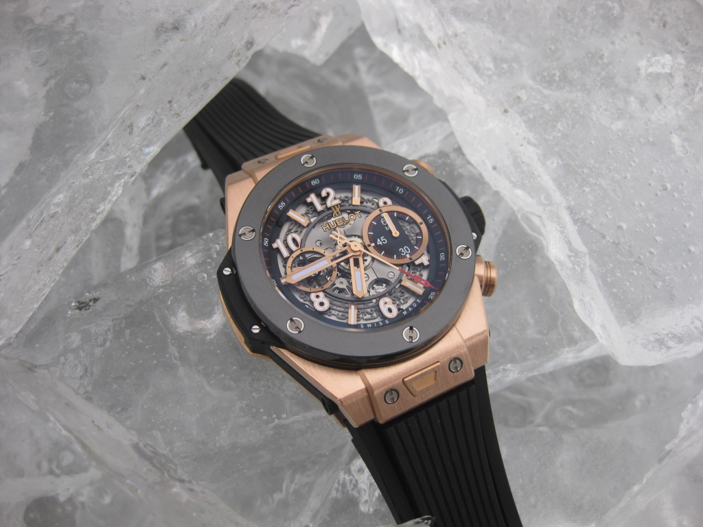 Hublot – Big Bang Unico King Gold