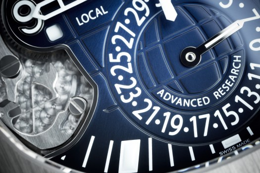 Patek Philippe Aquanaut Travel Time Referenz 5650G Advanced Research