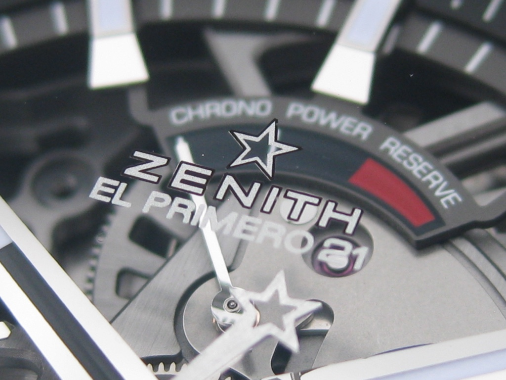 Zenith Defy EP 21 – more details