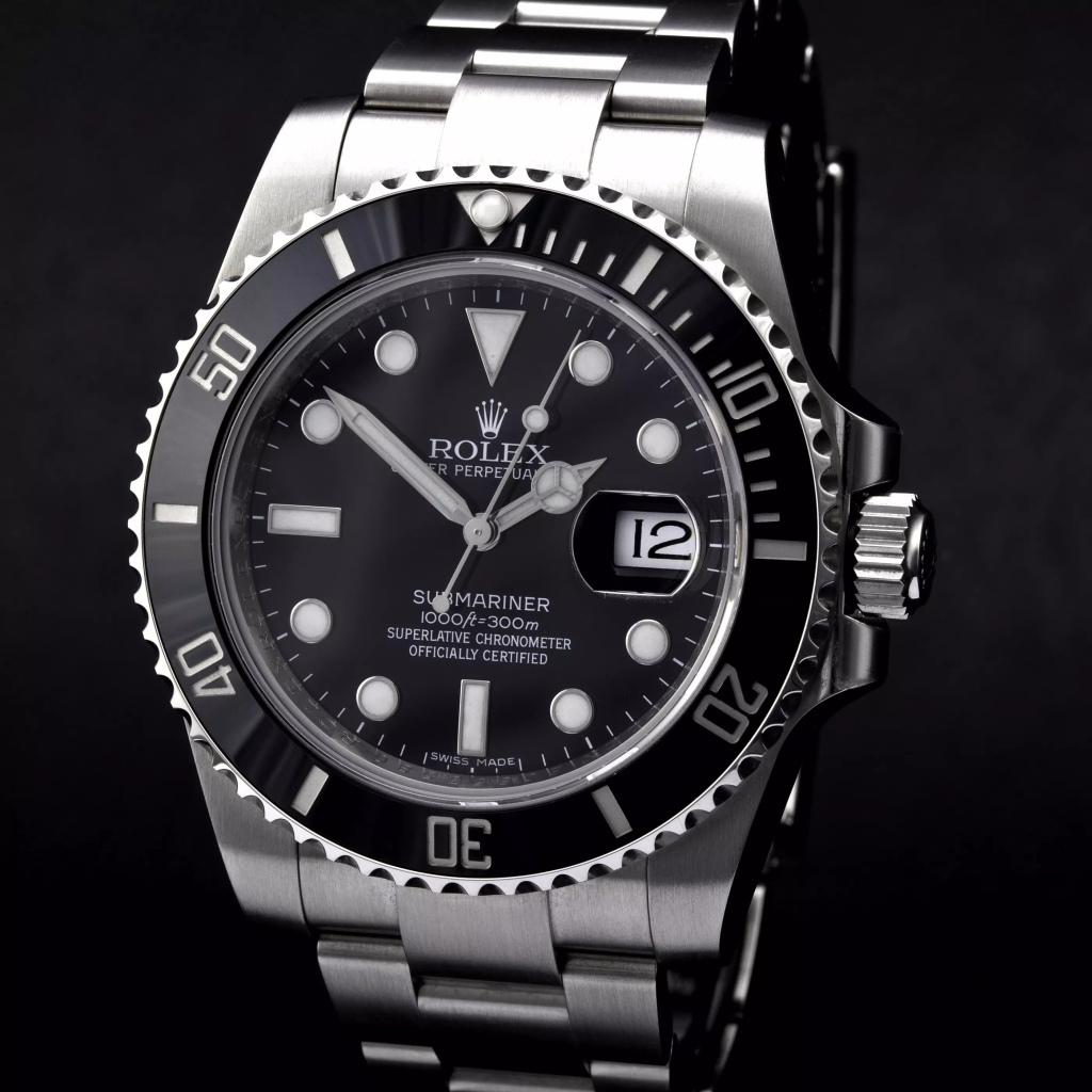 Rolex – die Zifferblattvarianten der Submariner Ref. 116610LN