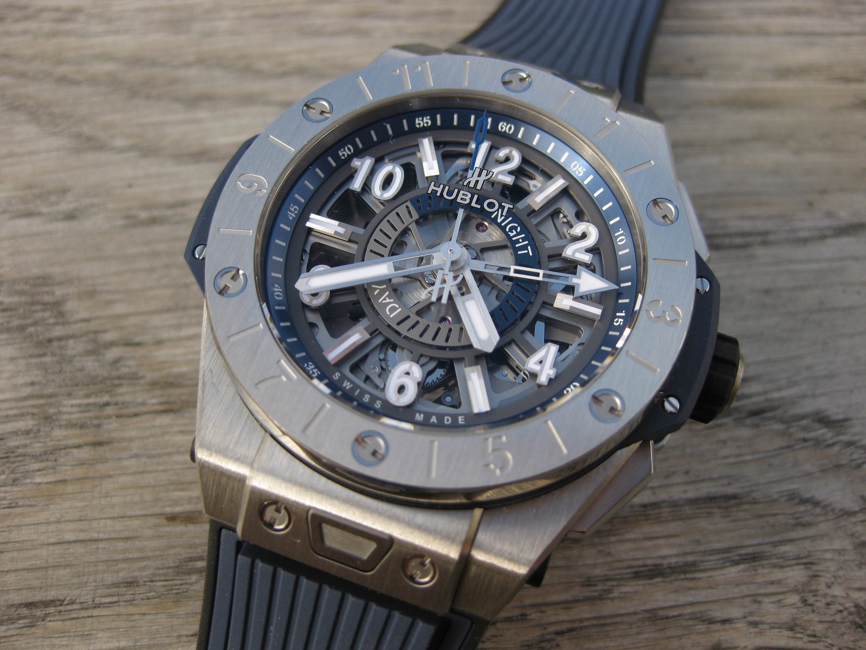 Hublot – Unico Big Bang GMT