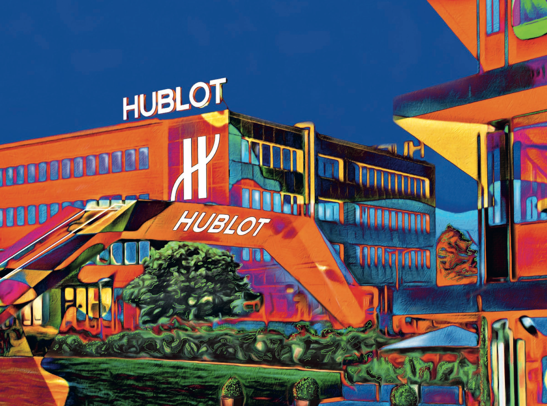 Der Hublot Katalog 2018