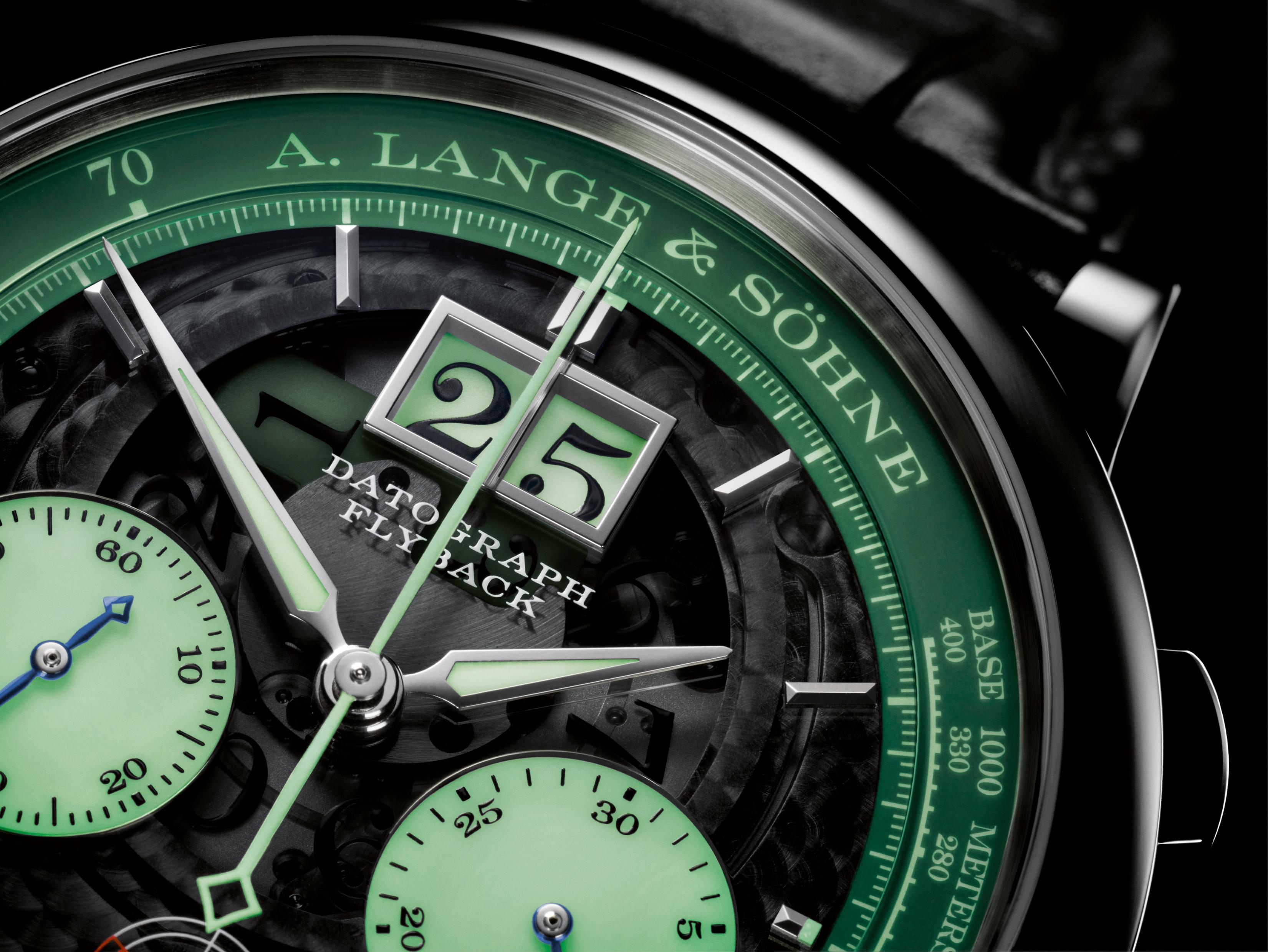 """A. Lange & Söhne Datograph Auf/Ab """"Lumen"""""""