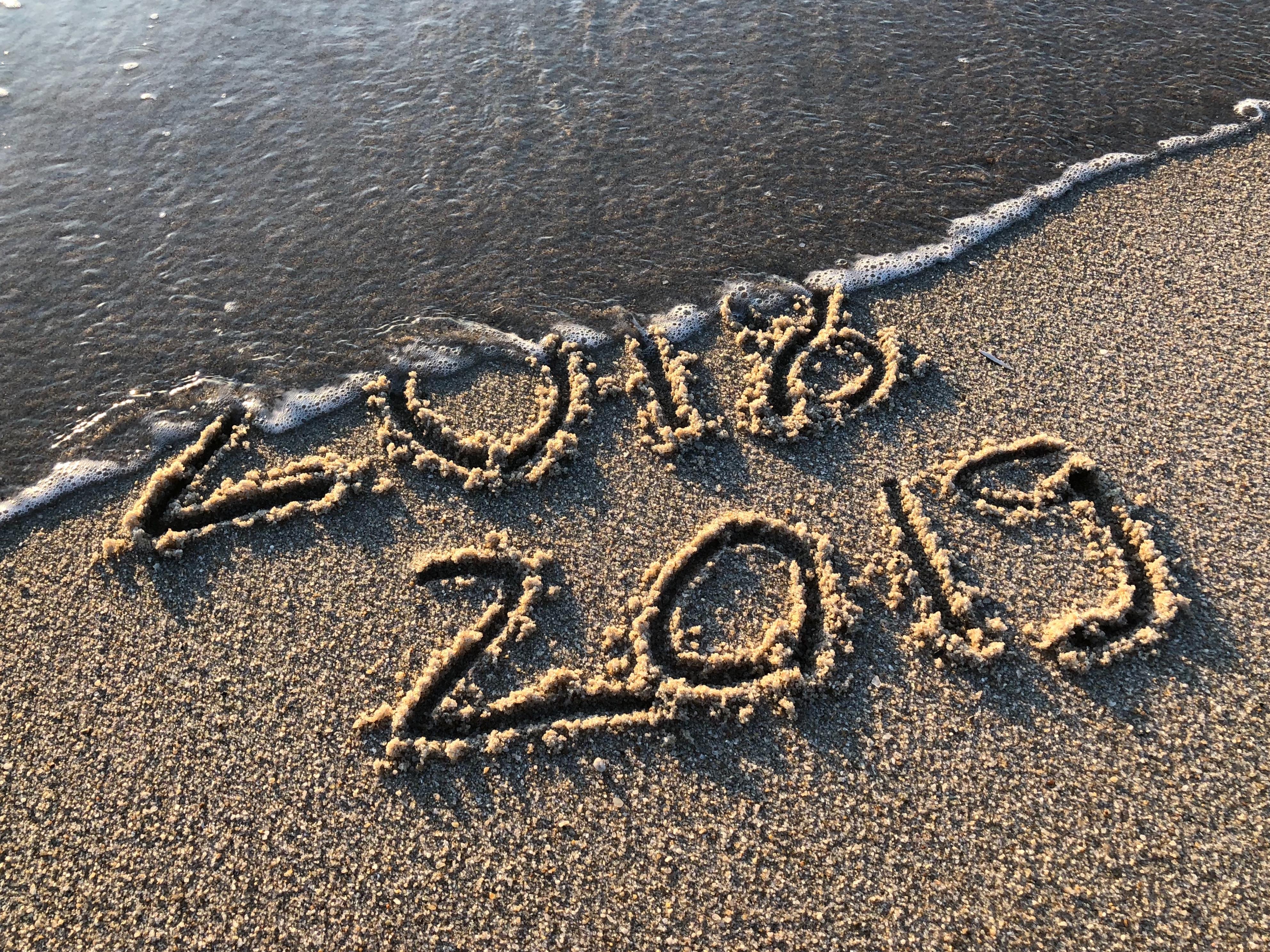 Einen guten Rutsch in das neue Jahr 2019!