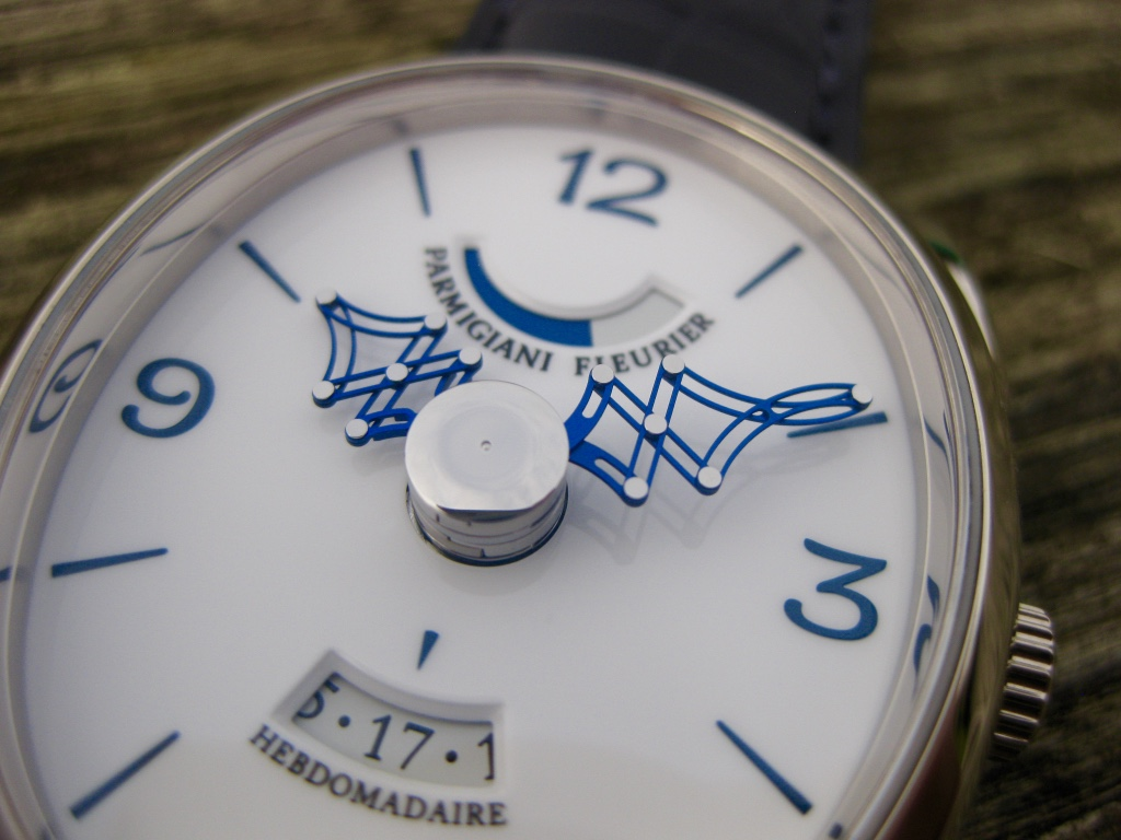 Magic Hands – der Parmigiani Pantograph Ovale