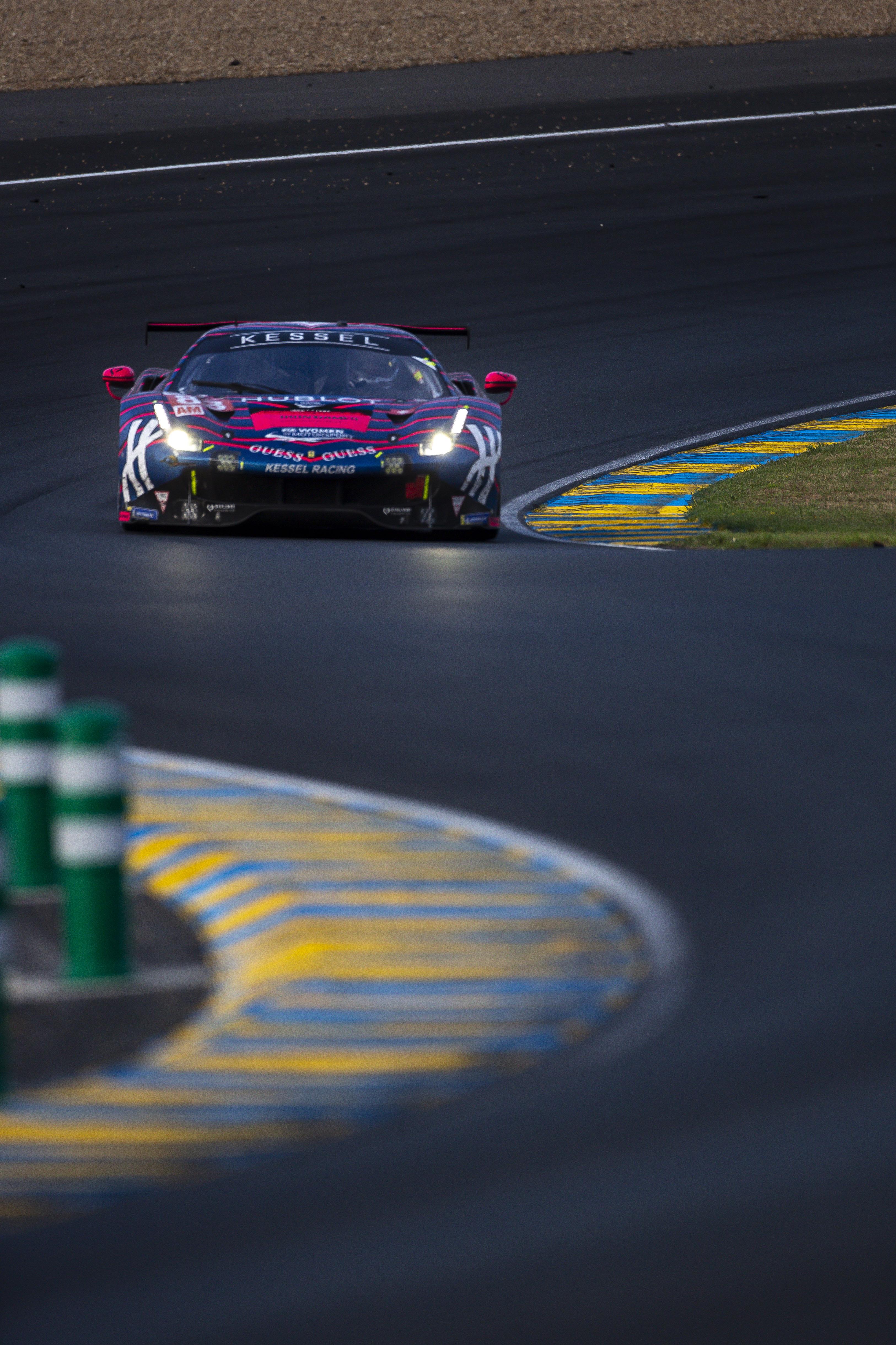 Hublot @ Le Mans 2019